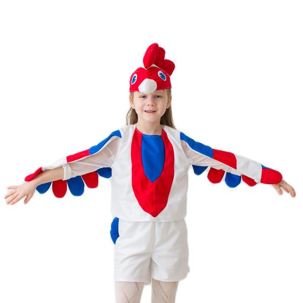 Костюм петуха для ребенка своими руками