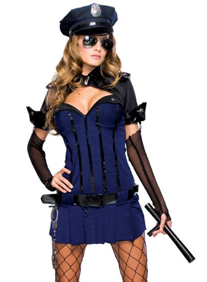 Прокат костюма полицейский фото 439-708