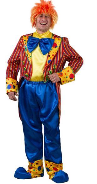 Костюм клоуна взрослый