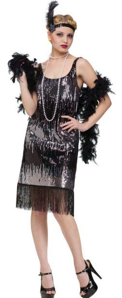 Купить Платье В Стиле 30 Х Годов Чикаго