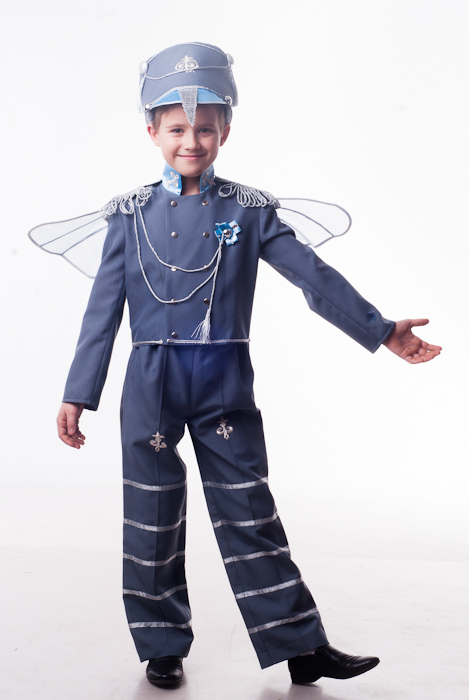 Костюм комара для мальчика своими руками