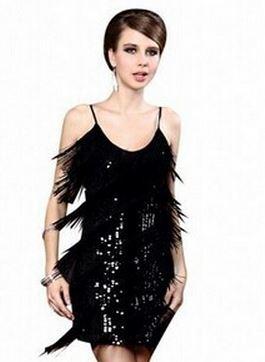 Платье черное напрокат